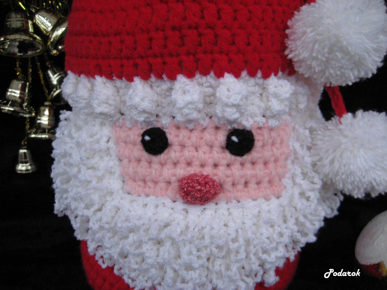 Мешок для подарков «Дедушка Мороз!»