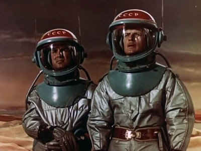 Советский марсианин