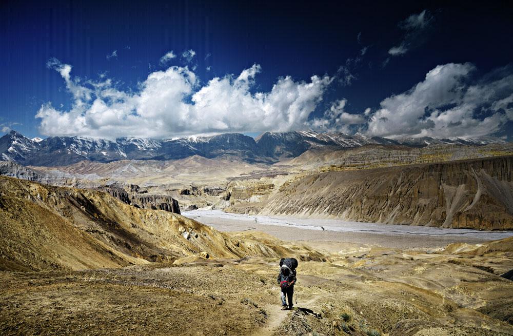 Гора на плечах: кто несет вещи покорителей Эвереста