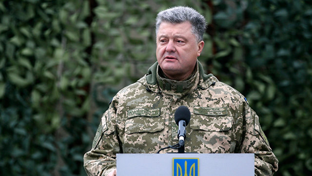 Порошенко опасается, что росийские кибервойска нападут на Украину