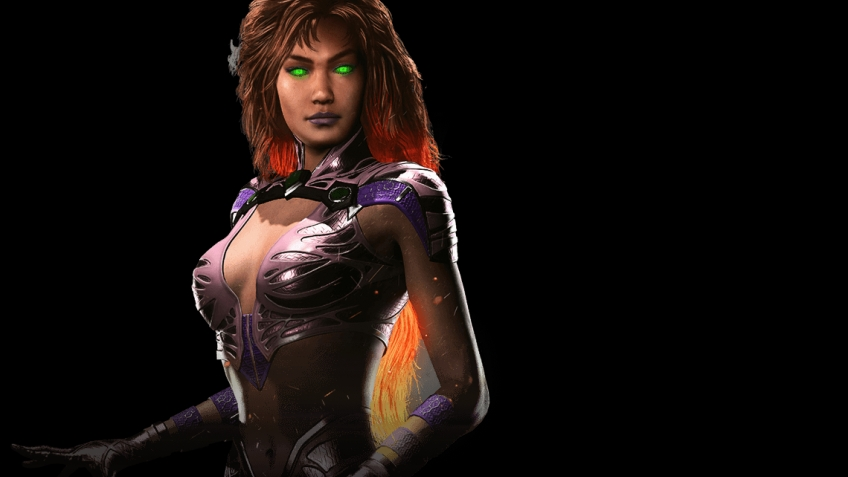 Создатели Injustice 2 представили Старфайр
