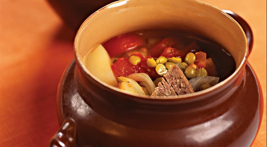 Визитная карточка азербайджанской кухни — суп пити. Настоящее наслаждение
