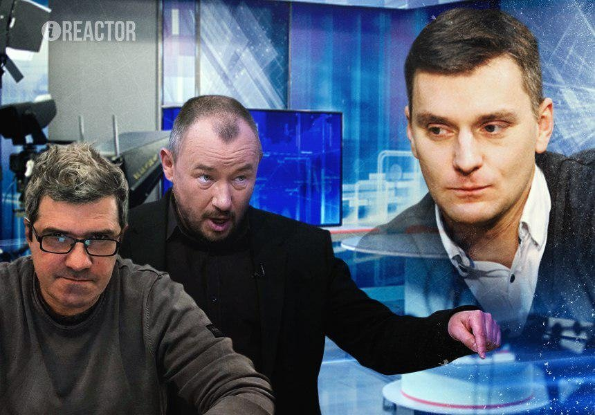 Шейнин и Шахназаров в эфире …