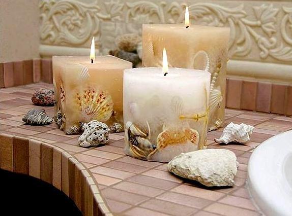 Картинки свечей своими руками