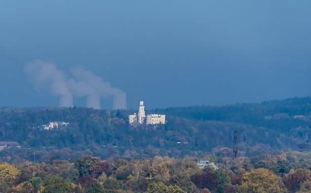 Замки Чехии: замок Глубока (часть четвертая)