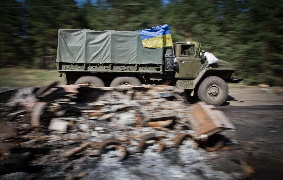 «Одаренные» военнослужащие ВСУ не туда свернули: Народная милиция ДНР задержала потерявшихся бойцов