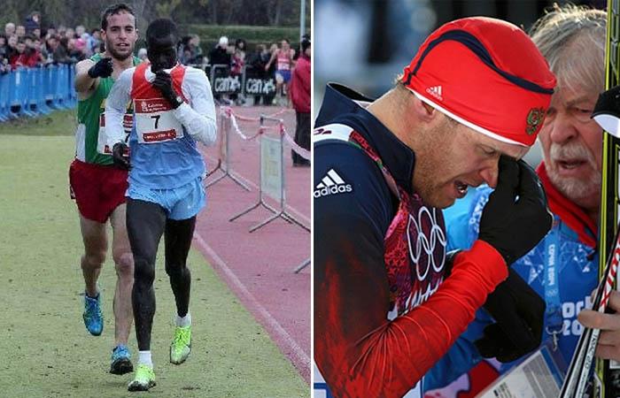 Спорт – дело благородное: самые достойные поступки спортсменов, которые заставили мир плакать
