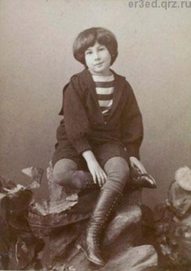 Андрей Белый. Москва. 1888 г.
