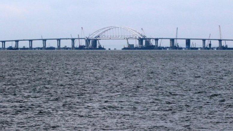 США злы на Киев: Эти бывшие русские не взорвали Крымский мост