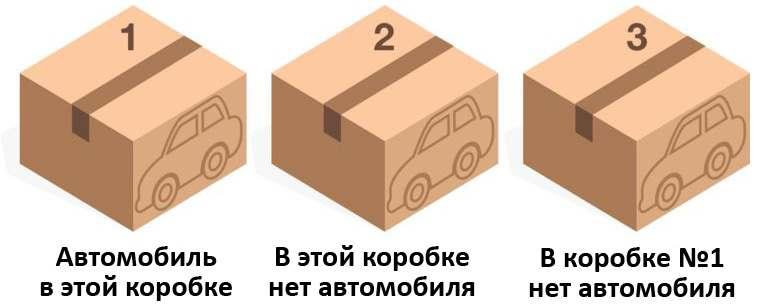 Загадка: В какой коробке нах…