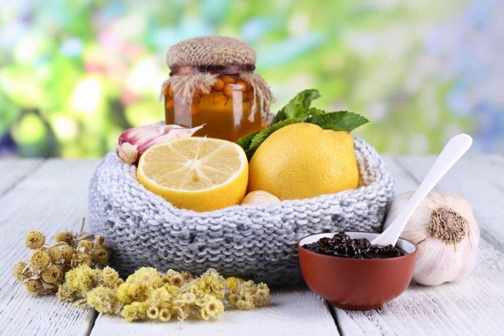 Эти натуральные лекарства, помогут организму самостоятельно справиться с болезнью