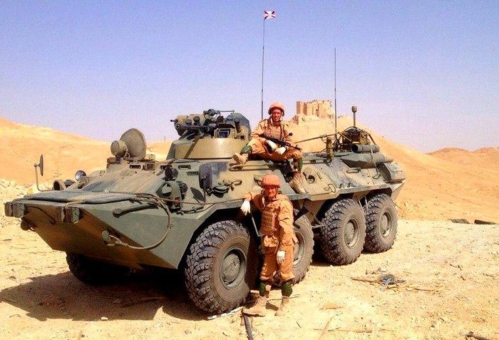 СМИ сообщили о возбуждении дела в отношении российского военного в Сирии