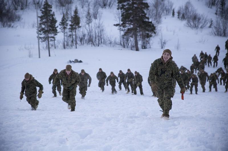 7 тысяч американцев замерзли в Корее