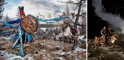 Необычные традиции современных кочевых племен. Фото