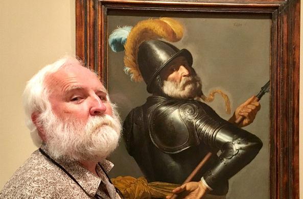 Посетители музеев нашли своих двойников на старинных полотнах