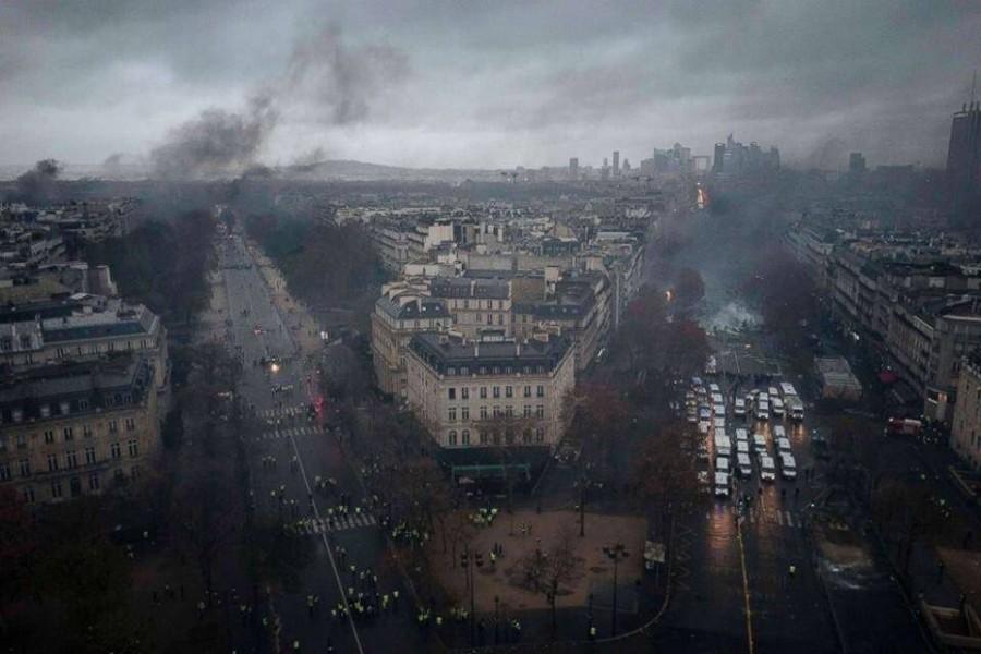 Украина хотела втянуть Германию в войну и уже топит Францию