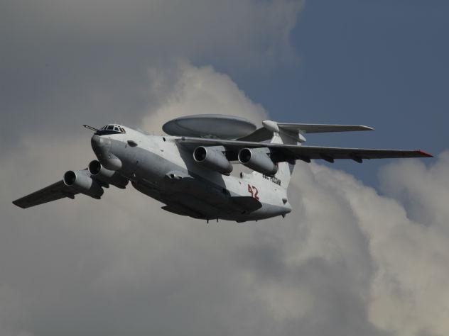 Из Сирии в Россию возвратился «летающий радар» А-50