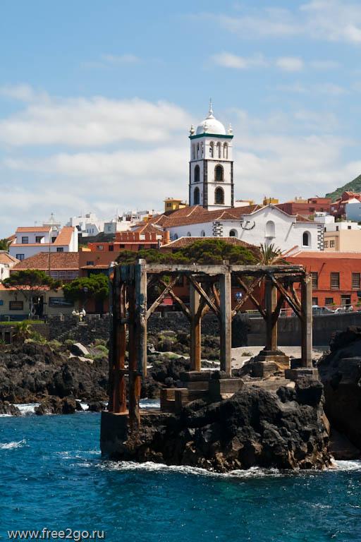 tenerife 56 Старинные города   Тенерифе, Канарские острова, Испания.