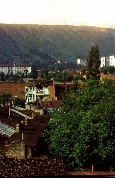 Столица Грузии.