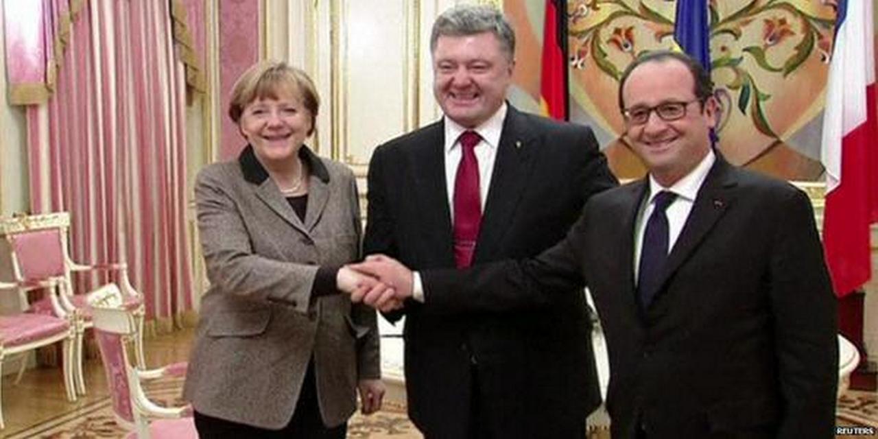 Киевский режим саботирует политическую часть Минских соглашений. Publico, Португалия