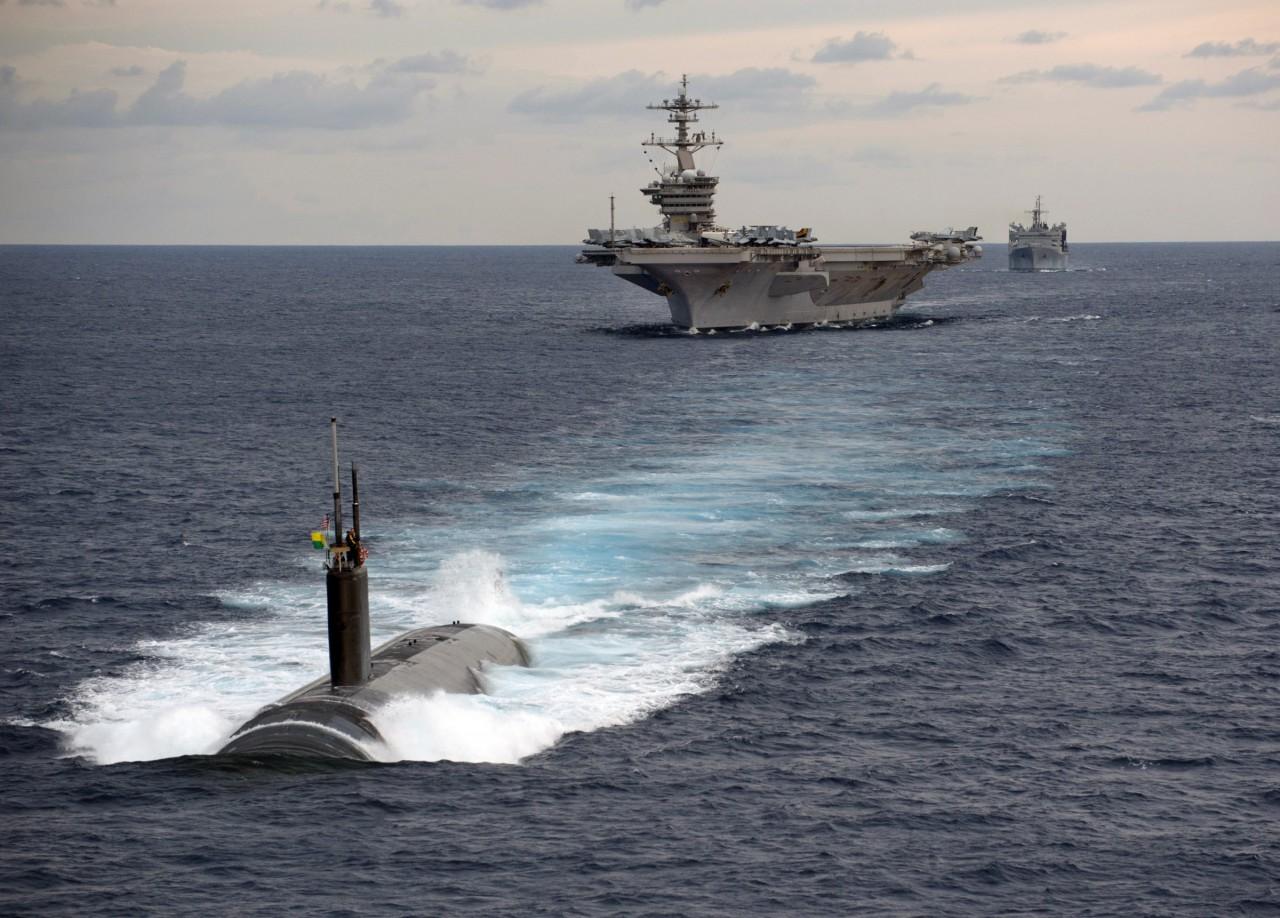 Генномодифицированные морские животные будут отслеживать передвижение подводных лодок противников США