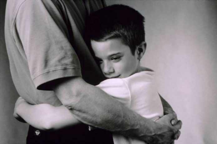 Сын был потрясен, когда увид…