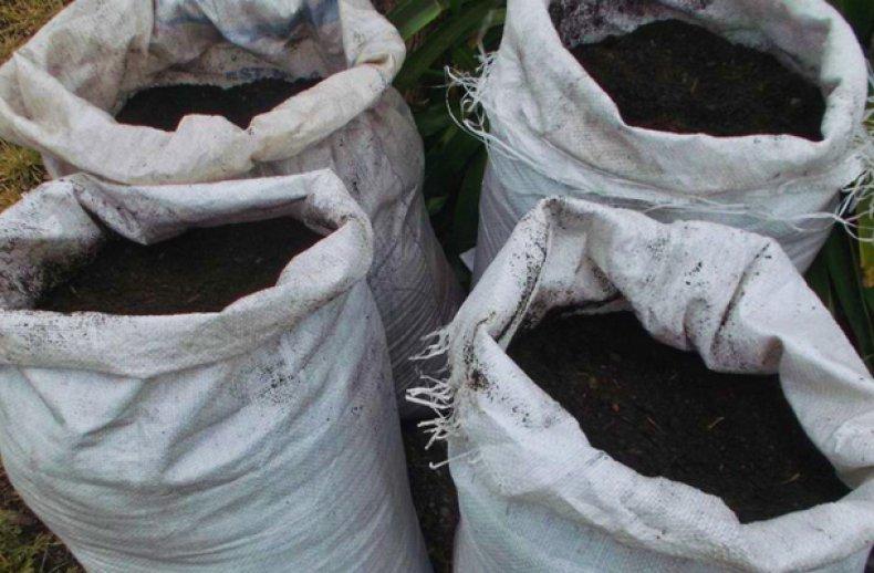 Что не так с компостом в мешке