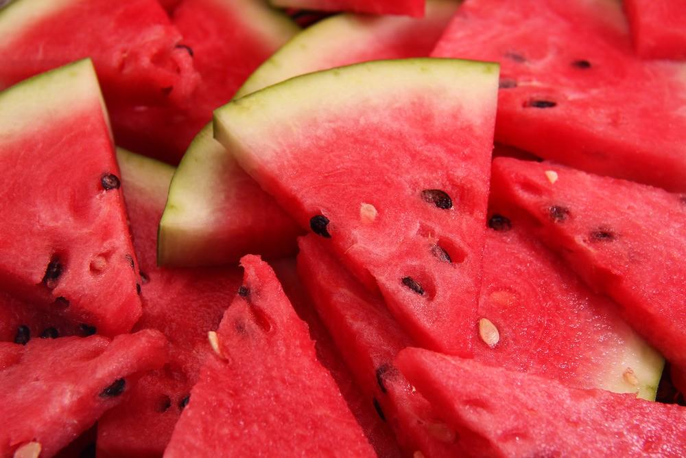 Продукты для жары и лета