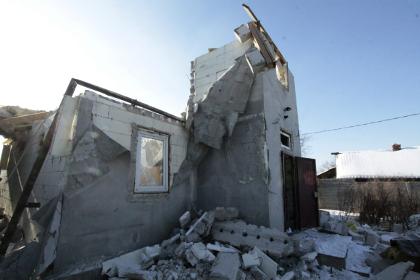 В ДНР сообщили об обстреле Донецка из систем «Ураган»