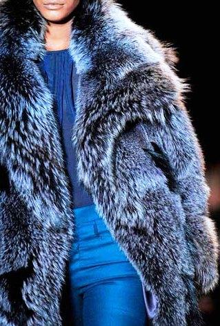 Модные тенденции — меховые изделия зима 2016 - 2017