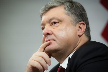 Порошенко назвал себя основным сторонником отмены антироссийских санкций