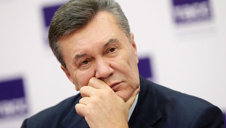 Киевский суд обвинил Янукови…