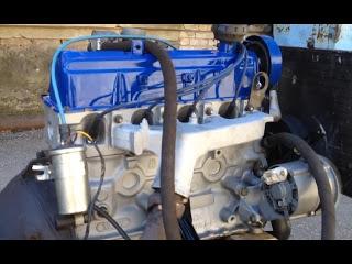 Отреставрированные двигатели старых иномарок