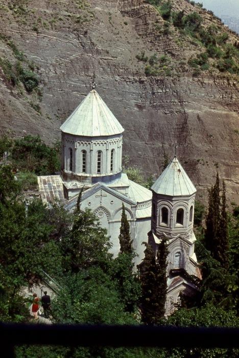 Церковь святого Давида Мамадавити.