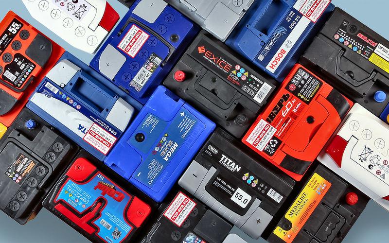 Тест аккумуляторов для автомобиля