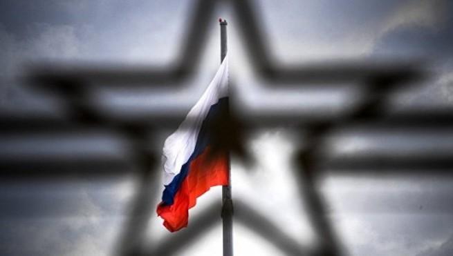 Трампа приветствовали на параде российским флагом