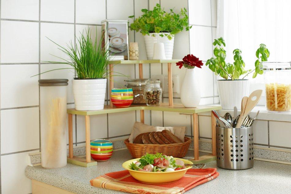 Декорировать кухню своими руками