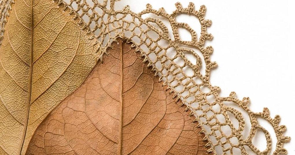 У каждого листочка своя индивидуальность. Превращение сухих листьев в произведения искусства