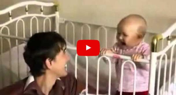 Отец и дочка рассмешили до слез весь интернет