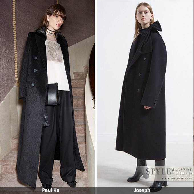Милитариссимо: элегантные пальто-шинели