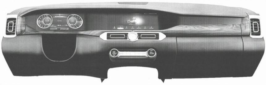 «Лимузин для президента»: опубликовано изображение интерьера