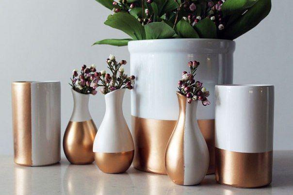 Идея для декора ваз