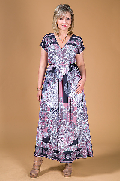Платья и блузки для женщин пышных форм! - часть 3