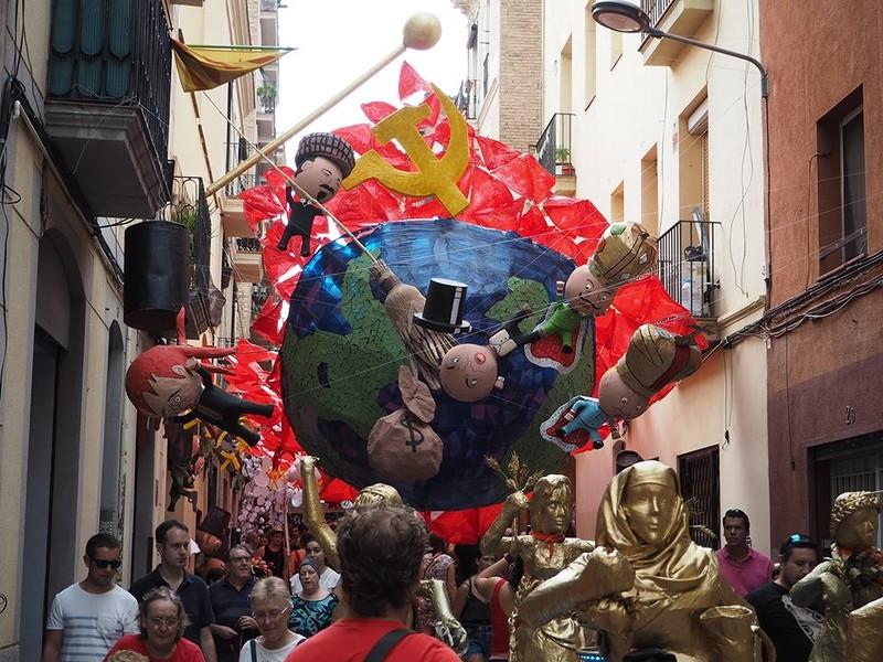Эхо творчества Виктора Дени в Барселоне