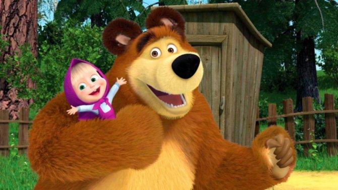 «Маша и медведь»: мягкая сила Путина, покорившая Запад