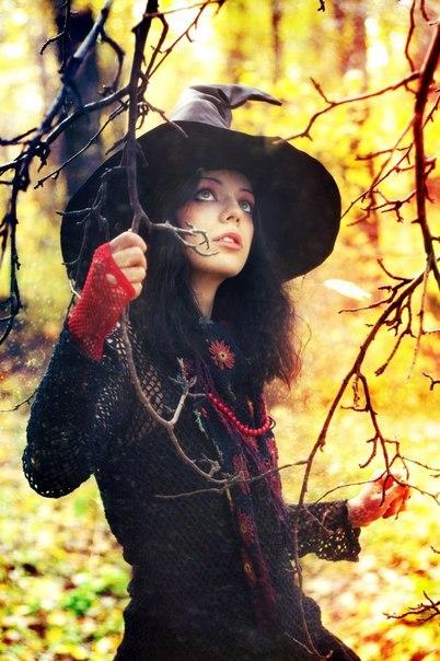 Виолетта Крымская: Ведьма-это обиженная фея!!!