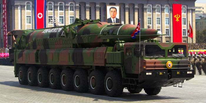 СМИ: КНДР пригрозила Австралии ядерным ударом