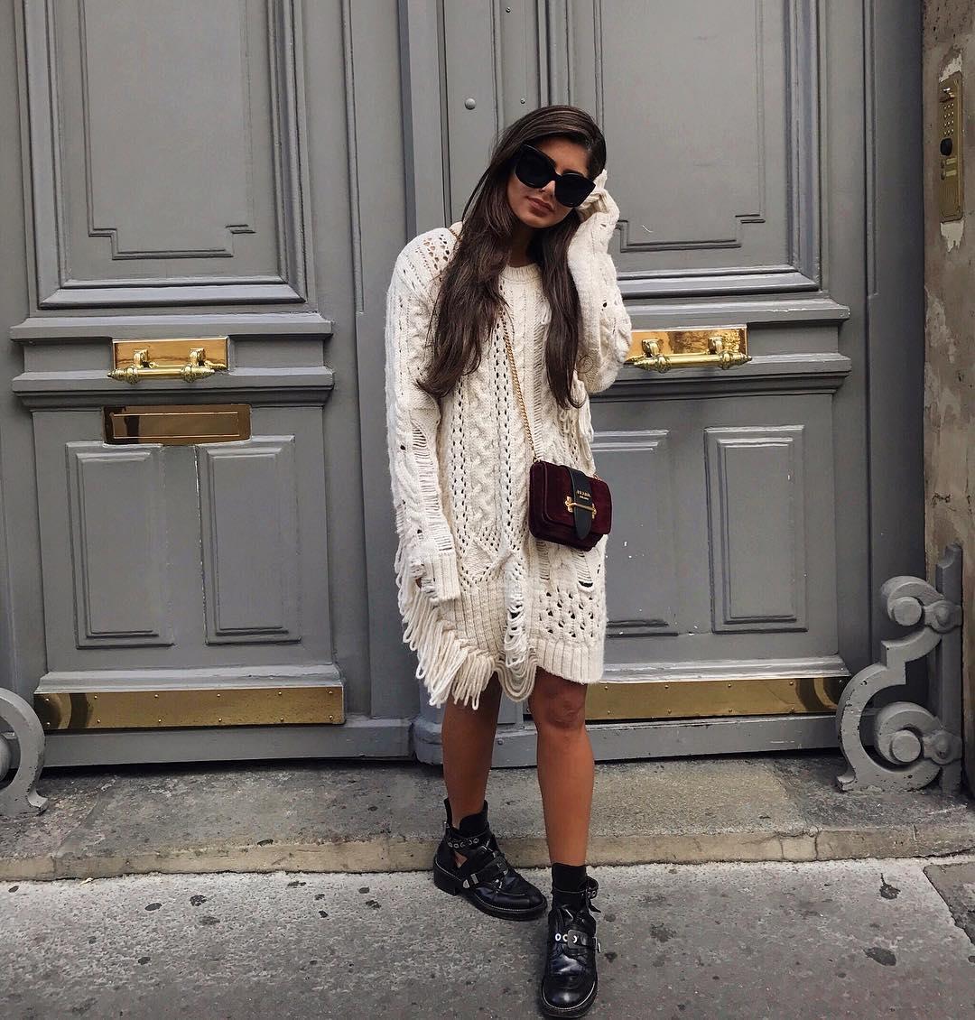 Модные платья свободного кроя, подойдут для любой фигуры— стильно и красиво!