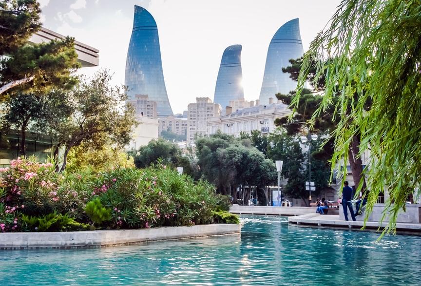 7 самых интересных городов и курортов на Каспийском море