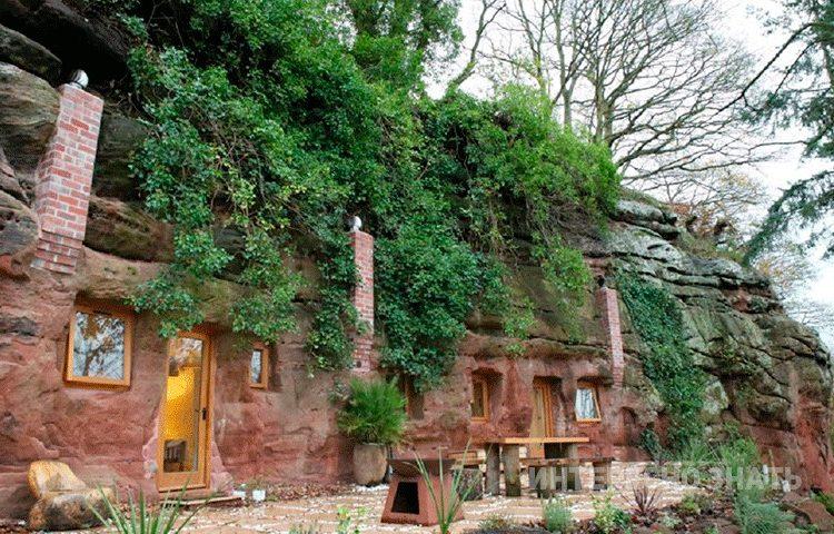 Бывший бизнесмен потратил 230 тысяч долларов, чтобы построить дом в пещере